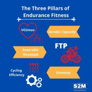 Three Pillars of Endurance Performance